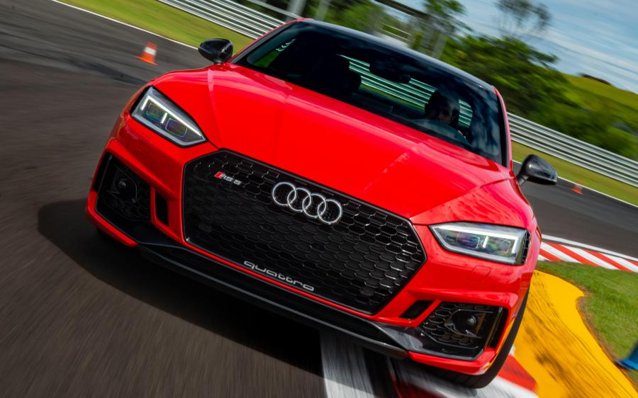 2019 Audi RS5 Coupe (LA)