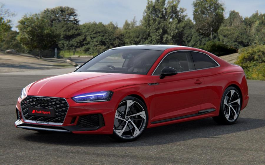2019 Audi RS5 Coupe Sport Edition (UK)