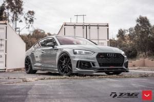 2019 Audi RS5 Sportback by TAG Motorsports on Vossen Wheels (HF-3)