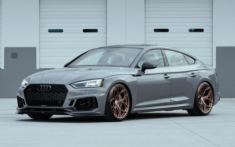 2019 Audi RS5 Sportback on HRE Wheels (P111SC)