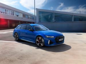 2019 Audi RS6 Avant Anniversary Package 25 Years of RS