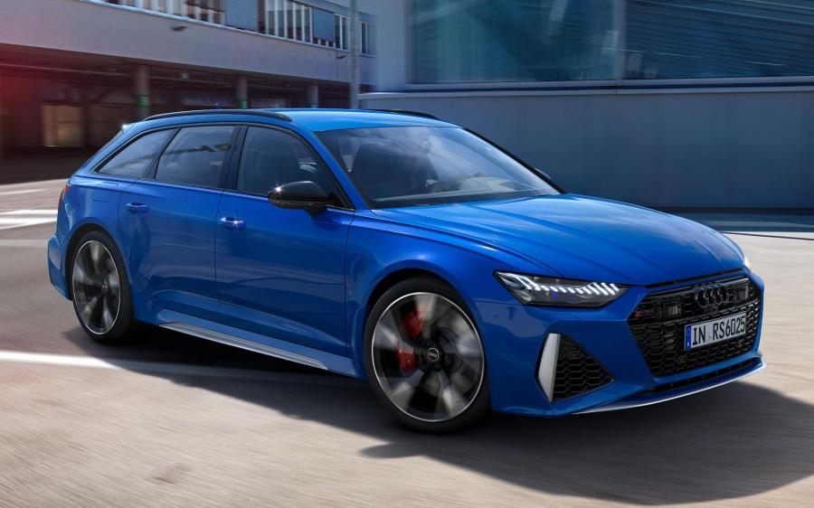 Audi RS6 Avant Anniversary Package 25 Years of RS (C8) (WW) '2019