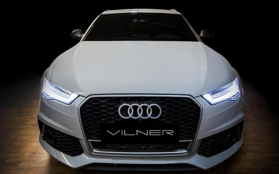 2019 Audi RS6 Avant by Vilner
