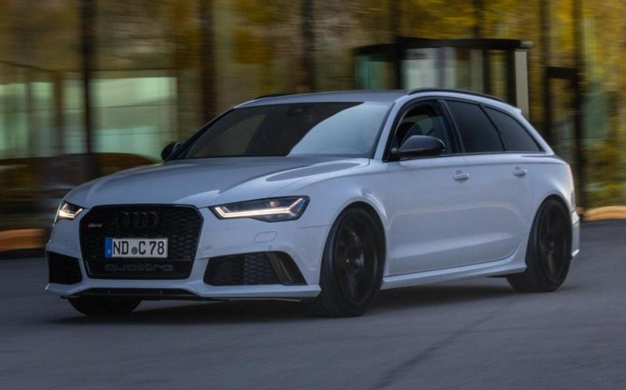 2019 Audi RS6 Avant on Vossen Wheels (GNS-1)