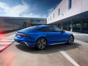 2019 Audi RS7 Sportback Anniversary Package 25 Years of RS