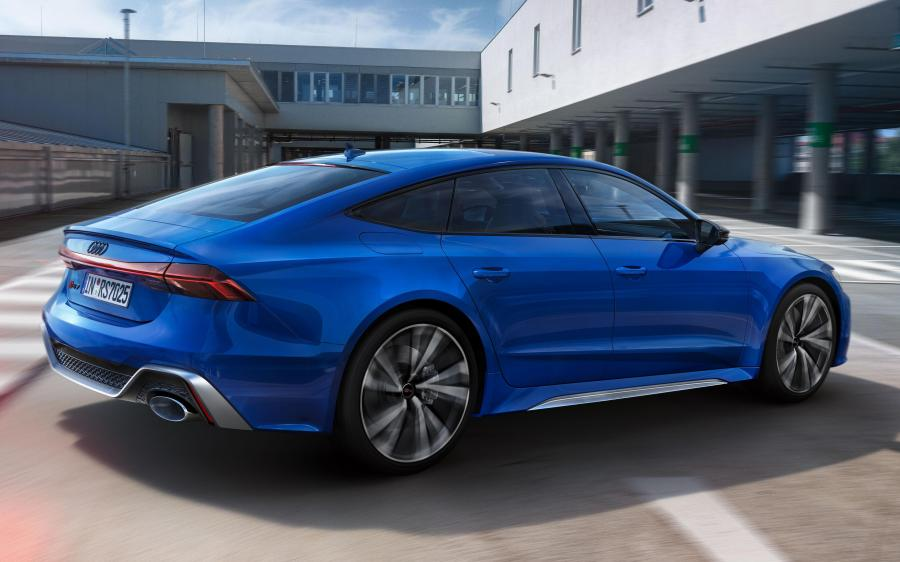 Audi RS7 Sportback Anniversary Package 25 Years of RS (WW) '2019