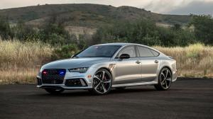 Audi RS7 Sportback Armored Car by APR 2019 года