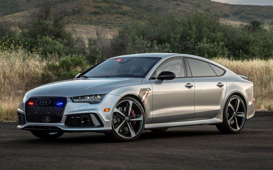 Audi RS7 Sportback Armored Car by APR '2019