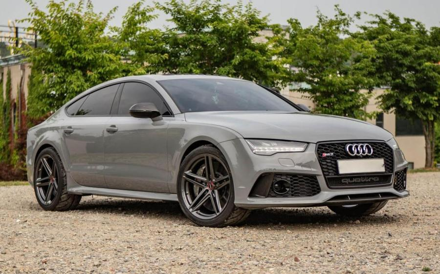 Audi RS7 Sportback on Vossen Wheels (VFS-5) '2019