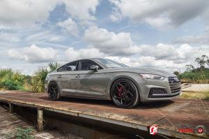 2019 Audi S5 Sportback by Naples Speed on Vossen Wheels (CG-205 (3-Piece))