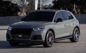 Audi SQ5 3.0 TFSI on HRE Wheels (FF04)