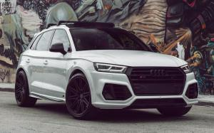 Audi SQ5 by ABT on Vossen Wheels (CV10)