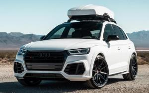 Audi SQ5 by ABT on Vossen Wheels (HF-3) 2019 года