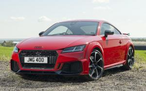 Audi TT RS Coupe 2019 года (UK)