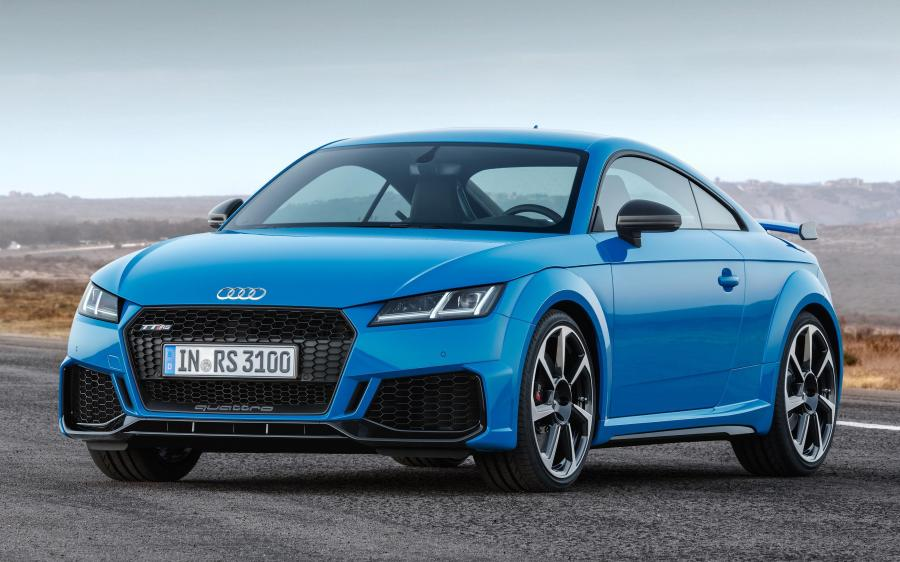 Audi TT RS Coupe (8S) (WW) '2019