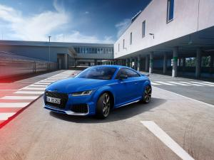 2019 Audi TT RS Coupe Anniversary Package 25 Years of RS