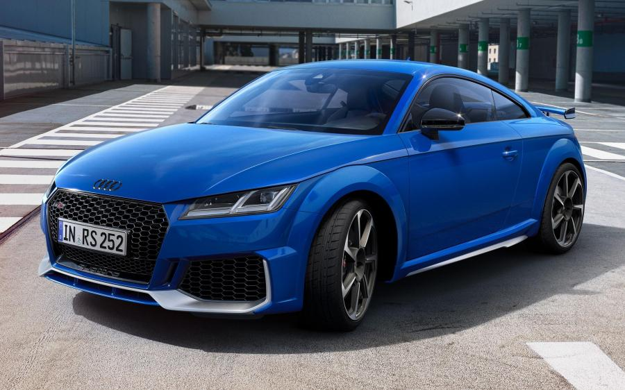 Audi TT RS Coupe Anniversary Package 25 Years of RS (8S) (WW) '2019