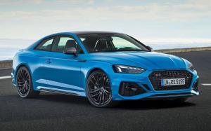 Audi RS5 Coupe 2019 года (WW)