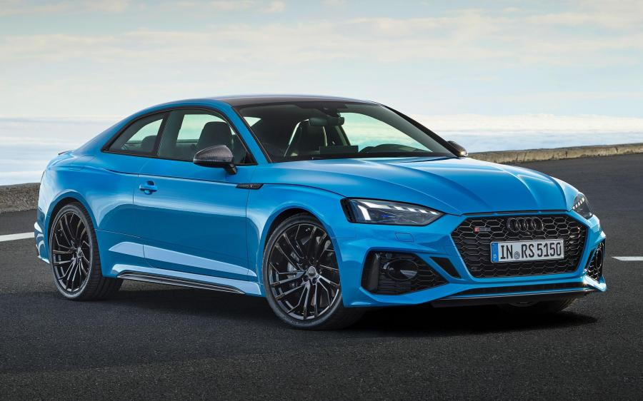 Audi RS5 Coupe (B9) (WW) '2019