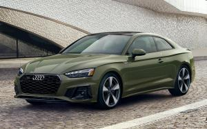 Audi A5 Coupe 45 TFSI Quattro S-Line 2020 года (NA)