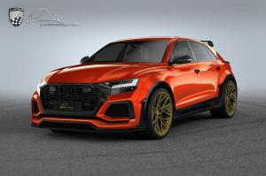 2020 Audi RS Q8 CLR 8 RS by Lumma Design