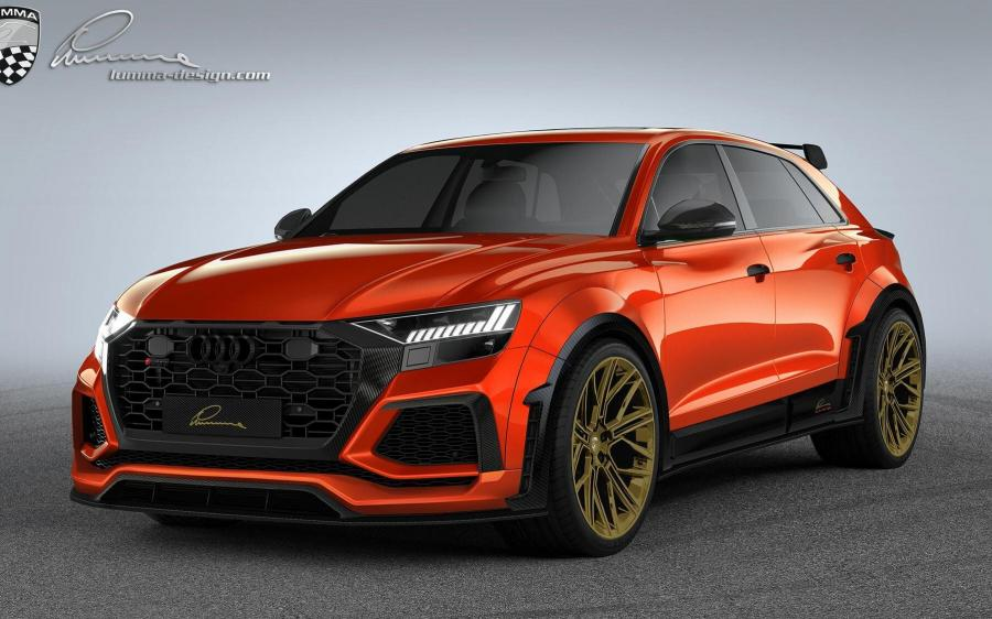 Audi RS Q8 CLR 8 RS by Lumma Design '2020