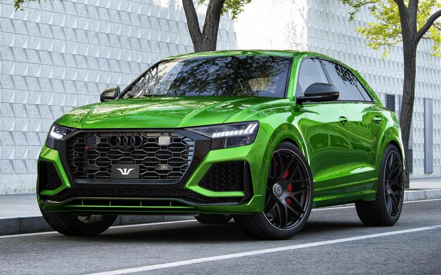 Audi RS Q8 Goliath by Wheelsandmore '2020