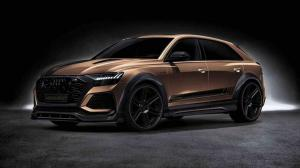 Audi RS Q8 RQ 900 by Manhart Racing 2020 года