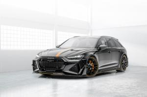 2020 Audi RS6 Avant by Mansory