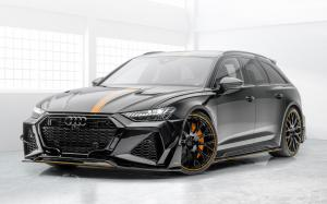 Audi RS6 Avant by Mansory 2020 года