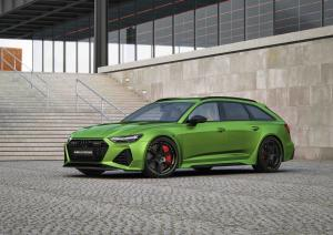 2020 Audi RS6 Avant by Wheelsandmore