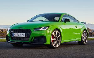 Audi TT RS Coupe 2020 года (AU)