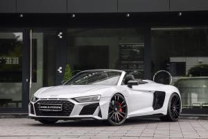 Audi R8 V10 Plus Spyder by Wheelsandmore 2020 года