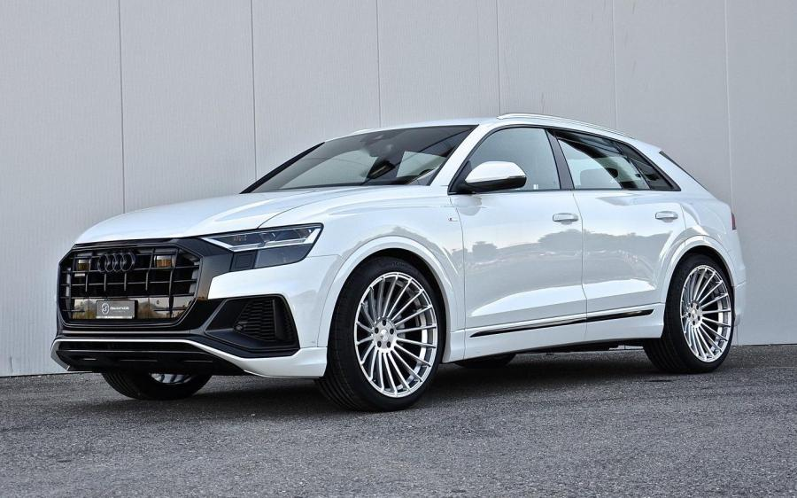 Audi Q8 50 TDI Quattro S-Line by DS Automobile '2020