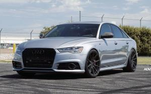 Audi S6 Sedan by Winn Autosport on ADV.1 Wheels (ADV5.0 FLOWSPEC) '2020