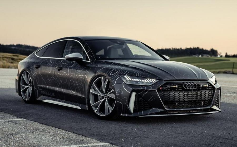 Audi RS7 Sportback Nebulus by HGP Turbo Retrofitting & BlackBox-Richter '2020