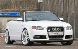 Audi A4 Cabriolet by Sport-Wheels