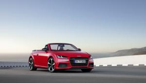 2016 Audi TT Roadster S-Line Competition