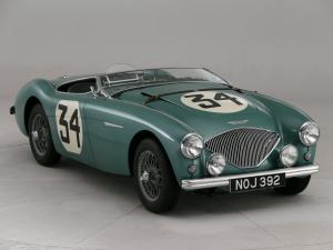 1953 Austin-Healey 100 Special Test Car