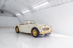 1958 Austin-Healey 100-6 Goldie