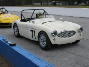 1960 Austin-Healey 3000 BN7 Vintage Racing Car