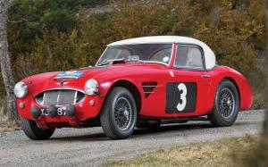 Austin-Healey 3000 Rally Car