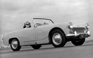 Austin-Healey Sprite (Mk II) (UK) '1961 - 64