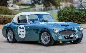 Austin-Healey 3000 Rally Car (Mk III) '1967