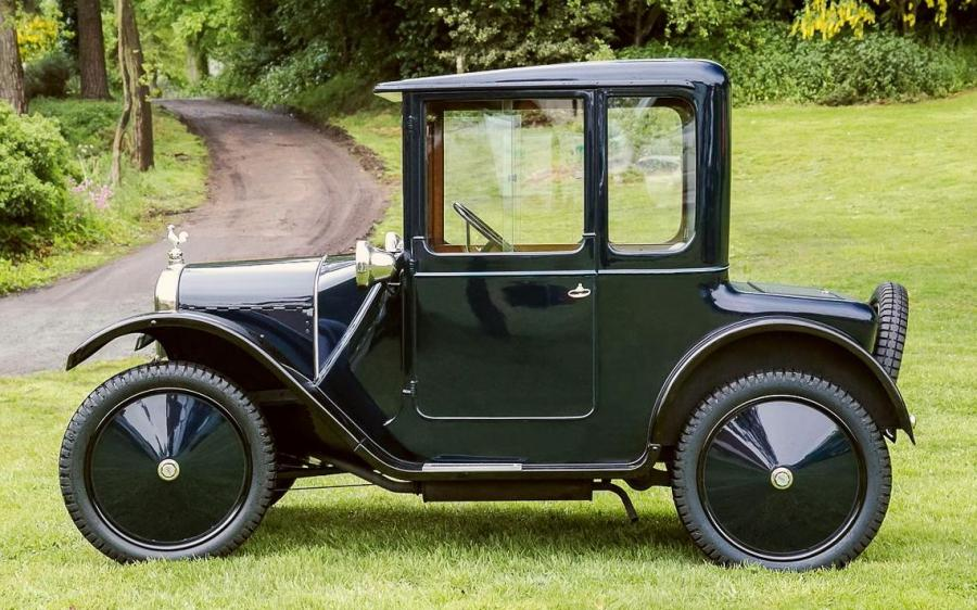 Austin 7 Doctors Coupe '1925