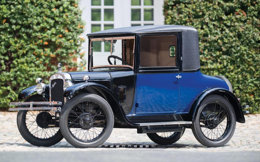 Austin 7 Coupe by Maythorn & Son '1927