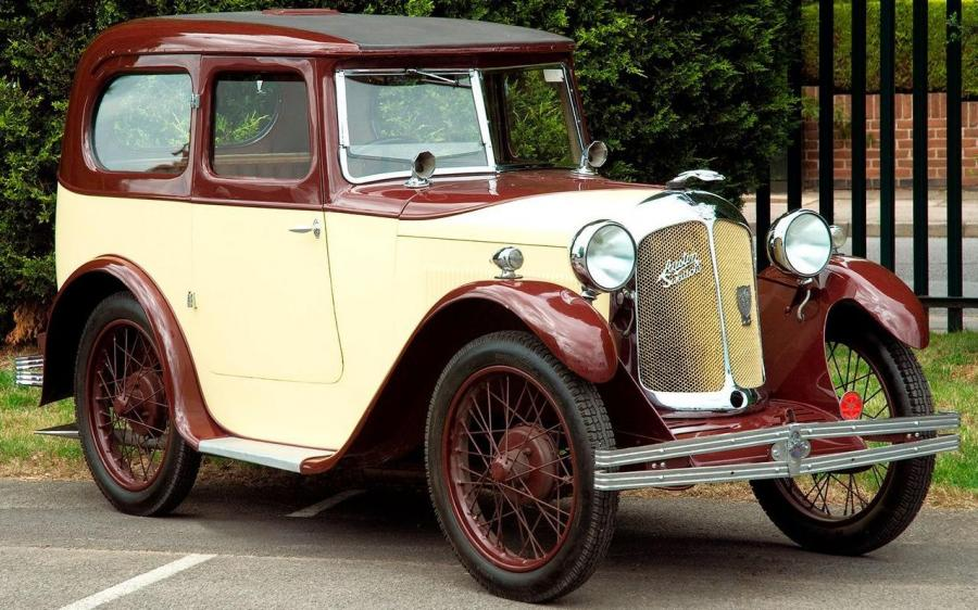 Austin 7 Swallow Saloon '1927 - 32