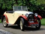 Austin 7 Swallow Tourer 1927 года