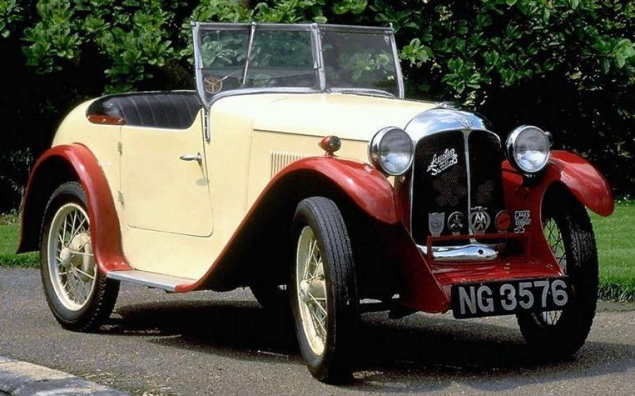 Austin 7 Swallow Tourer '1927 - 32