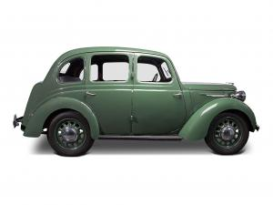 Austin 8 4-Door Saloon 1939 года